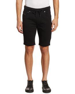 Jiffery Cotton Shorts