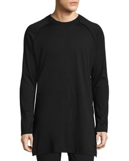 Minimalistic Long Sleeve Shirt