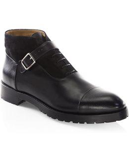 Shane Parigi Short Boot
