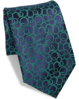 Paisley Silk-jacquard Tie