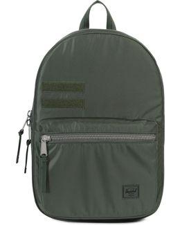 Laswon Zippered Backpack