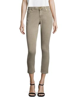 Izzy Skinny Cropped Pants