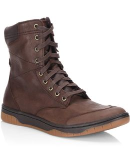 Tatradium Leather Boots