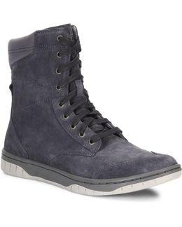 Tatradium Suede Mid-calf Boots