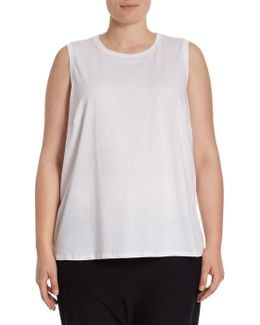 Skinny Roundneck Tank Top