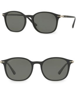 54mm Rectangle Sunglasses