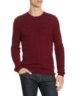 Cashmere Long Sleeves Sweater