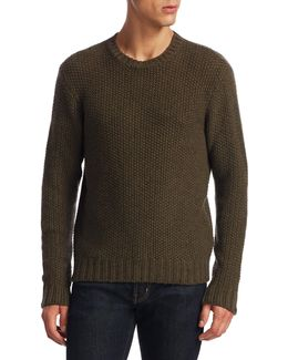 Cash Seed Cashmere Sweater