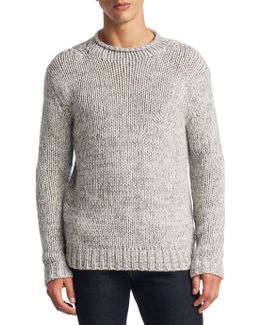 Cash Roll Neck Cashmere Sweater