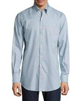 Crown Soft Plaid Shirt