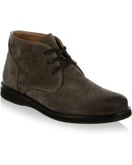 Brooklyn Leather Chukka Boots