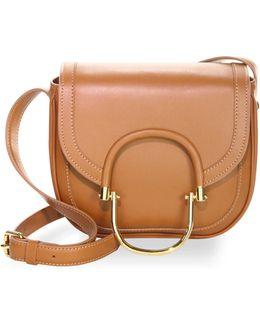 Hudson Leather Crossbody Bag
