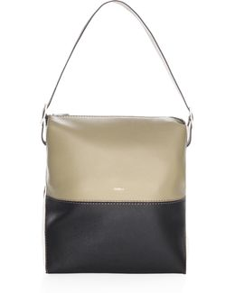 Dori Leather Hobo Bag