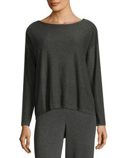 Sleek Knitted Sweater