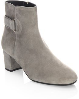 Round Toe Boots