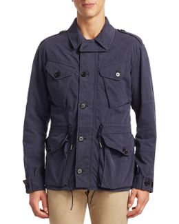 Purple Label Gifford Water-repellent Jacket