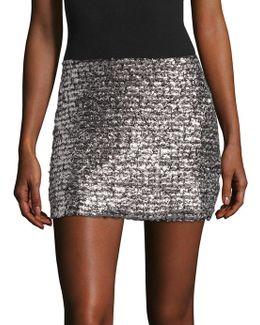 Supreme Mini Skirt