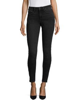 Ami Skinny Studded Jeans