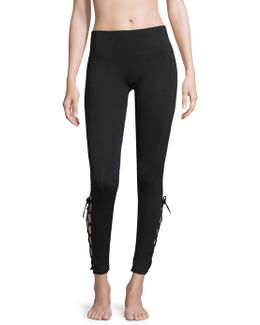 On Tour Mid-rise Leggings