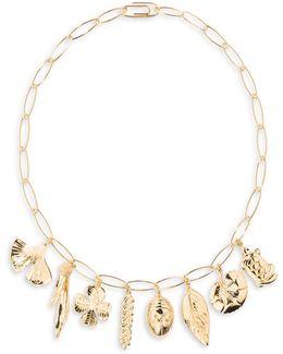 Aurelie Charm Necklace