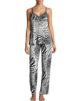 Animal Printed Pajamas