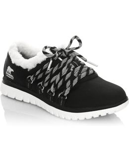 Cozy Go Faux Fur Sneakers