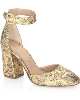 Rena Ankle Strap Sandals