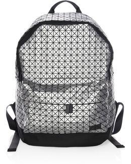 Geometric Daypack Backpack