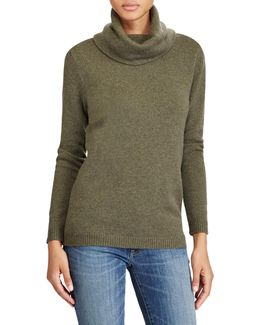 Heather Cashmere Sweater