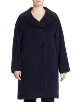 Two Button Side Coat
