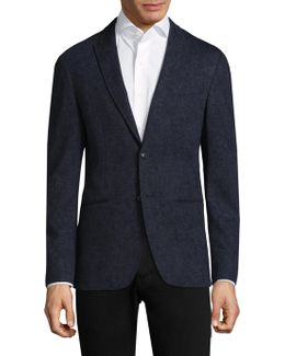 Peak Lapels Jacket