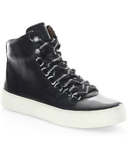 Lena High-top Hiker Sneakers