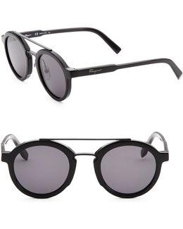 49mm Wayfarer Sunglasses