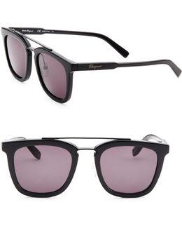 52mm Wayfarer Sunglasses