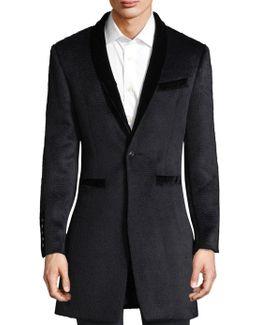 Classic Shawl Collar Coat