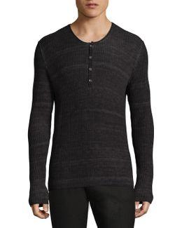 Wool Knitted Shirt