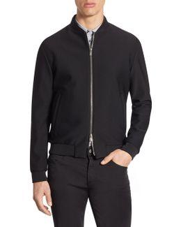 Bonded Zippered Jacket