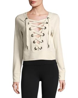Ideal Long-sleeve Top