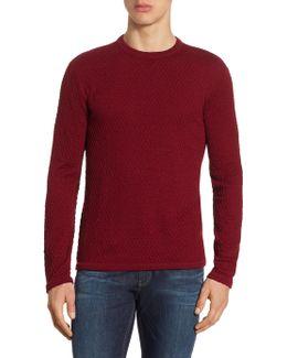 Bordeaux Wool Sweater