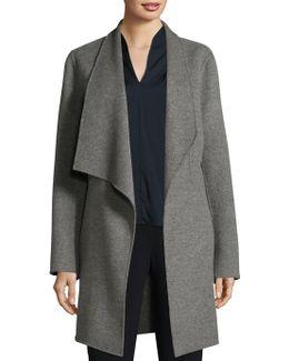 Christina Wool Coat