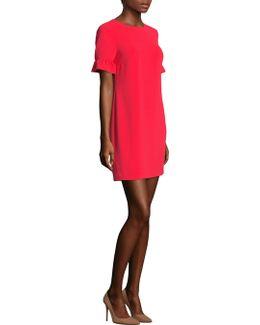 Darling Bell-sleeve Dress