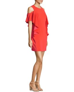 Lambada Cold Shoulder Dress