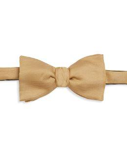 Twill Silk Bow Tie