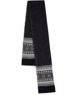Gisburne Wool Scarf
