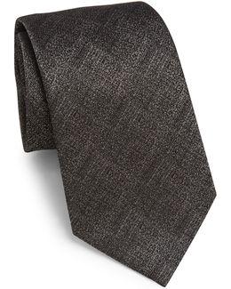 Melange Silk Tie
