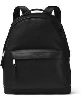 Zippered Backpack