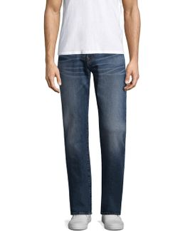 Ricky Straight Cotton Jeans