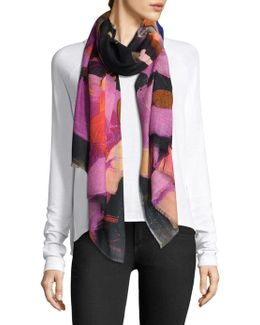 Stole Abstract Scarf