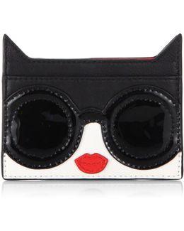 Stace Face Cat Wallet