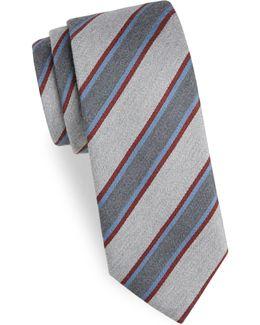 Linear Wool Tie